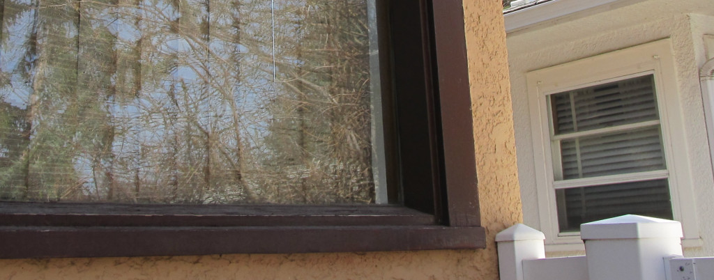 Custom Built Storm Windows